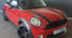 2012 MINI Hatch One